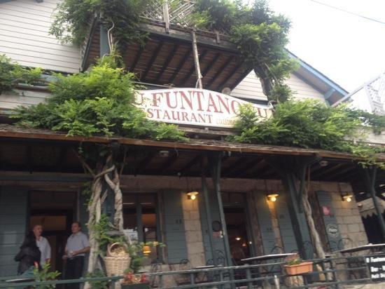 U Funtanonu : entre amis