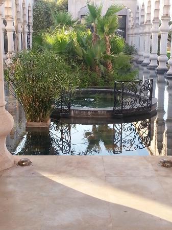 馬拉喀什納馬斯卡皇宮酒店照片