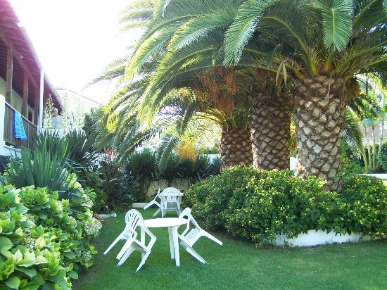 Villa Karina: mein Lieblingsplatz