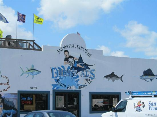 Dirty Al's : Greatest Seafood on SPI