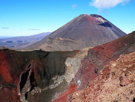 Asure Parklands Motor Lodge: Volcano treks