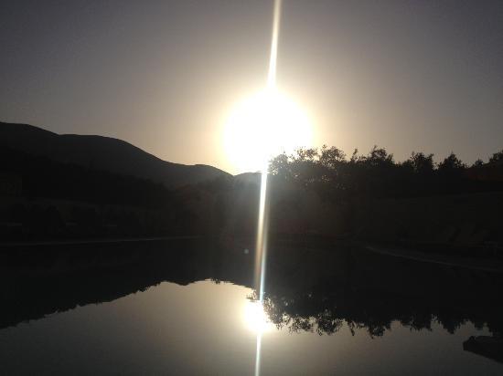 San Giorgio Apartments: San Giorgio sun set