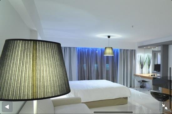City Loft Boutique Hotel: δωμάτιο