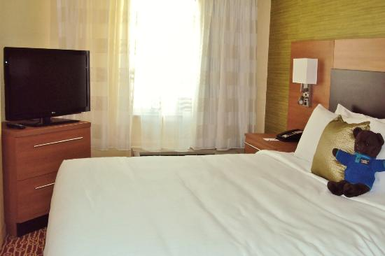 TownePlace Suites Mississauga-Airport Corporate Centre: Bedroom