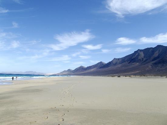 Playa de Cofete: Lovely beach
