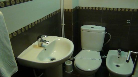 Dinya Lisbon Hotel: WC
