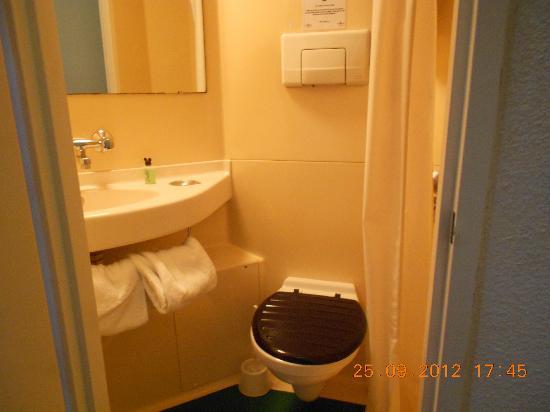 Mister Bed Strasbourg : Salle d'eau