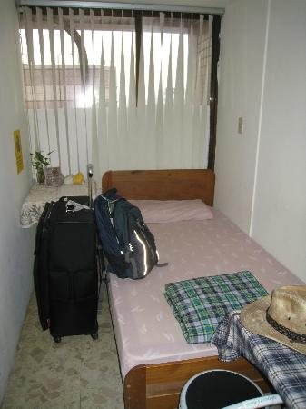 Key Mall Traveler Hostel: Single Room