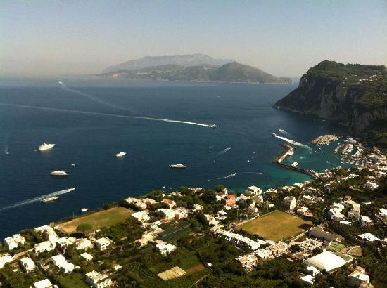 J.K. Place Capri: panorama