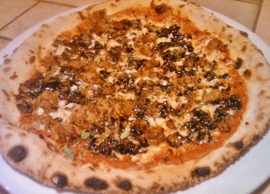 Boskos Trattoria : Angelo Pizza