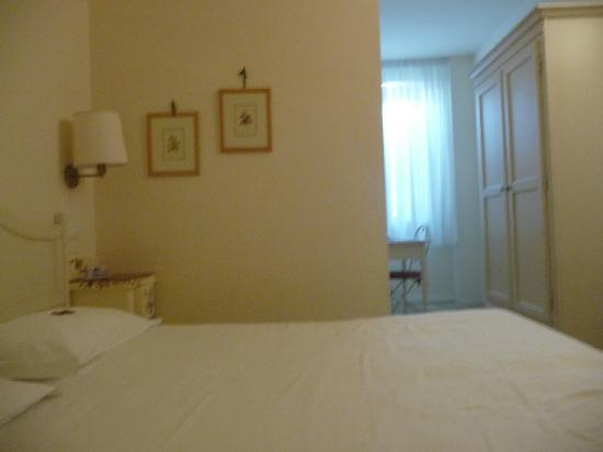 Hotel Albergo Atlantic: Double room