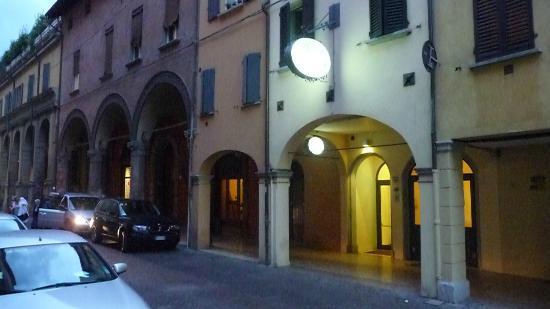 Hotel Albergo Atlantic: Hotel exterior