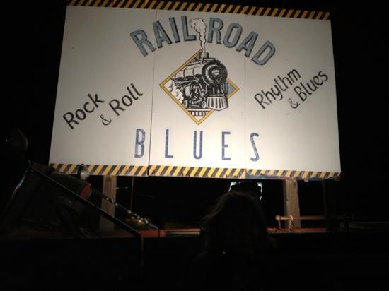 Railroad Blues: Here it is!