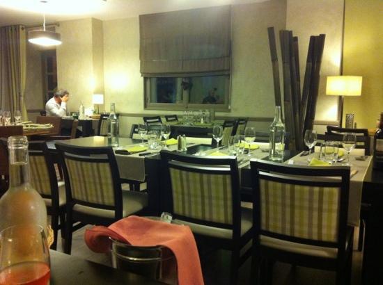 Les 3B : salle repas