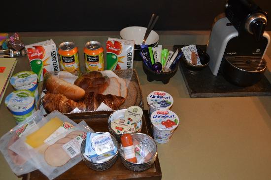 Hotel Weber: desayuno