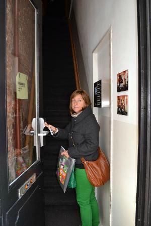 Hotel Weber: Entrada