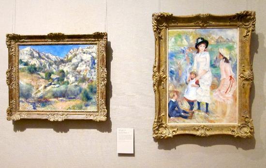 พิพิธภัณฑ์วิจิตรศิลป์: Impressionists