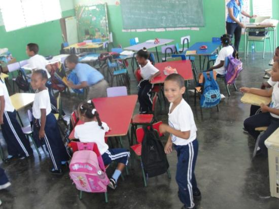 Be Live Collection Marien: The school children