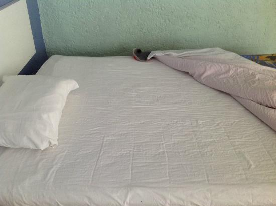 Dorados Conventions & Resort: las sábanas arrugadas