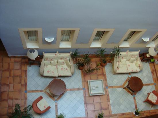 Hotel Veracruz : lobby