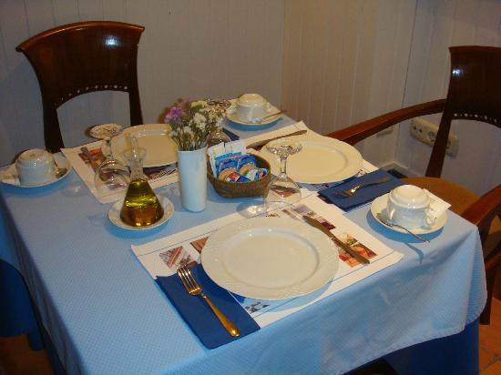 Hotel Veracruz : breakfast