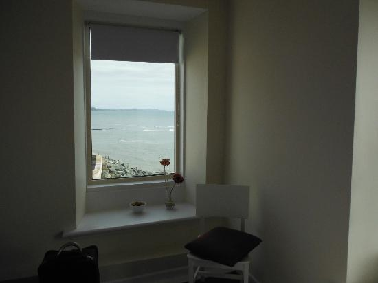 Rock Point Inn: View from the 2nd window
