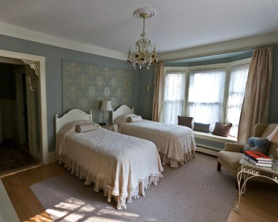 Penley House Bed & Breakfast: Penley House Twin Room