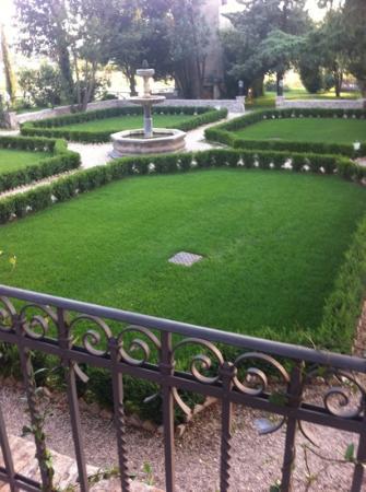 Il Postiglione - Antica Posta dei Chigi: giardini
