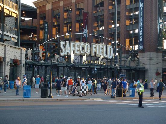 Entrance Picture of Safeco Field Seattle TripAdvisor