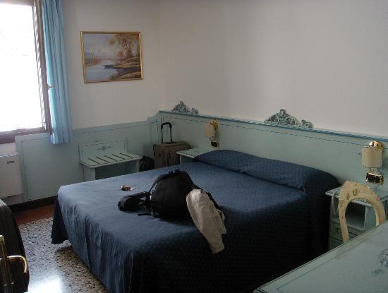 Locanda Ca' San Marcuola: Dormitorio