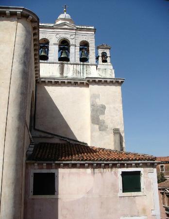 Locanda Ca' San Marcuola: Vista a lo alto