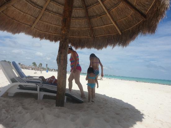 Amarte Hotel : Playa maroma