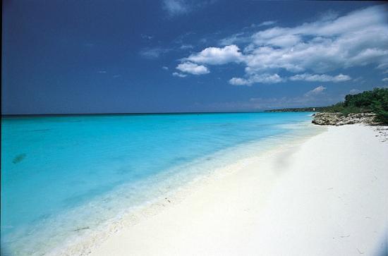 Casa Blanca Samana: Strand
