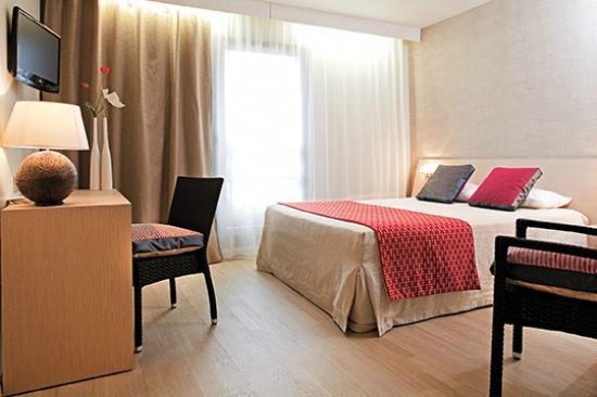 La Chaumiere: chambre confort