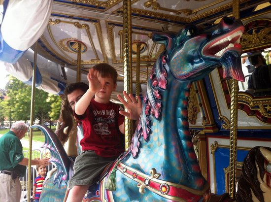 Boston Common Carousel