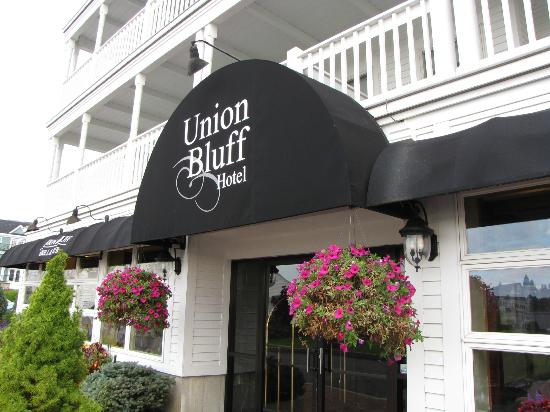 Union Bluff Hotel: The hotel