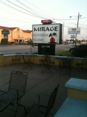 Mirage Mediterannean Restaurant