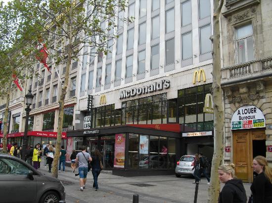 McDonalds - Champs Elysees: McDonald's - Champs Elysees