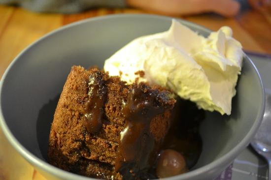 Darnley Coffee House: Chocolate Fudge Cake