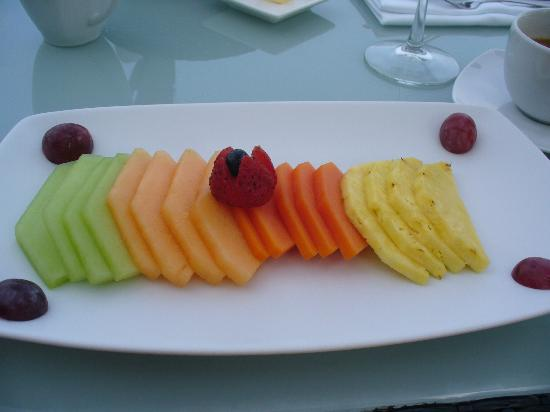 Garza Blanca Preserve, Resort & Spa: Breakfast