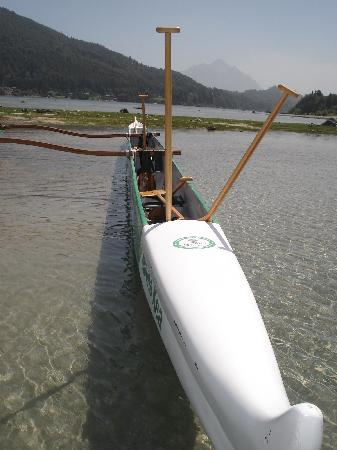 "Canoas Hawaiianas de la Polinesia - Mauna Kea: Mana Wai ""Fuerza del Agua"""