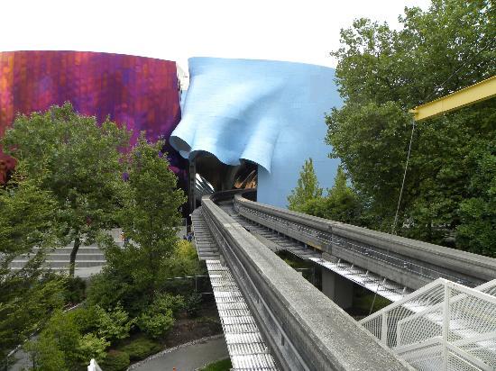 Seattle Center: Science Fiction Museum