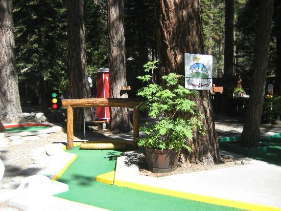 Kings Beach Miniature Golf: Course has been around for 55 years!