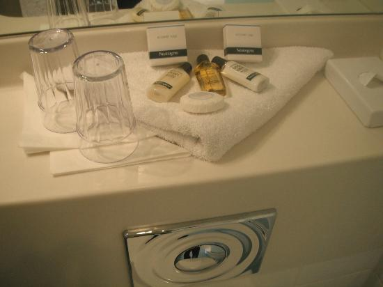 DoubleTree by Hilton Hotel London ExCel: Amenities