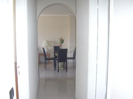 Marino Tenerife: hallway