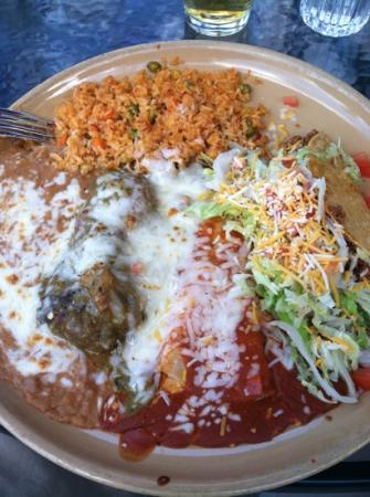 Tequila's Mexican Restaurant : great food