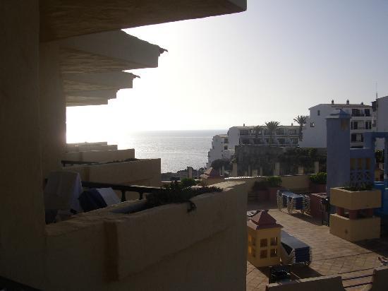 Marino Tenerife: view
