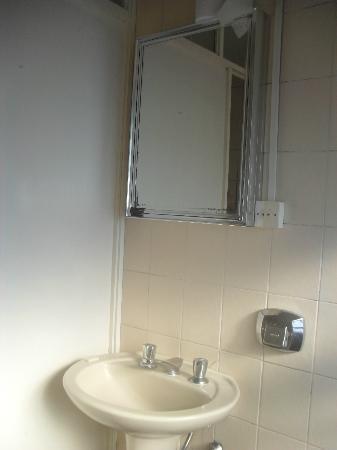Hotel Flor Foz : banheiro.