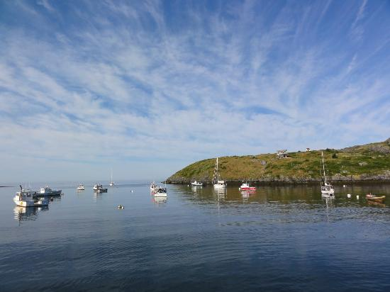 Monhegan Boat Line: Manana from the Laura B