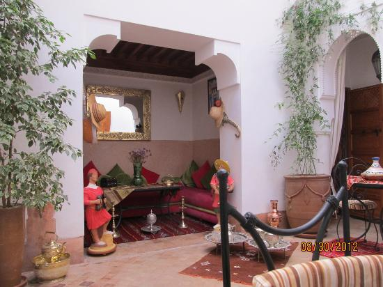 Riad Slawi: Ground Floor